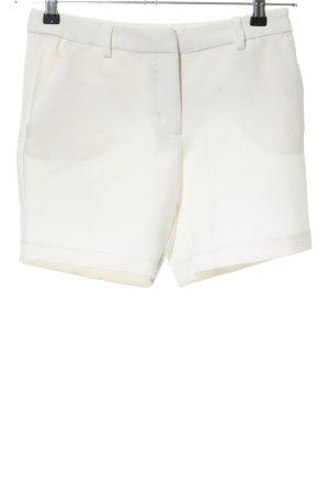 Vero Moda Shorts weiß Casual-Look