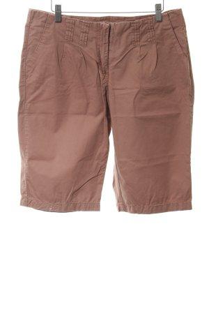 Vero Moda Shorts dusky pink beach look