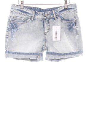 Vero Moda Shorts blau-hellblau Casual-Look