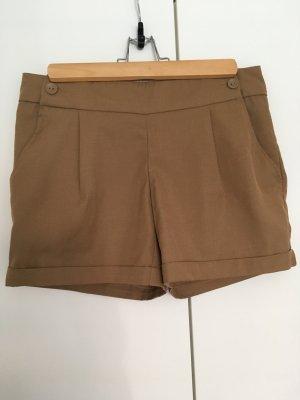 Vero Moda Shorts, cognac, Gr. 36