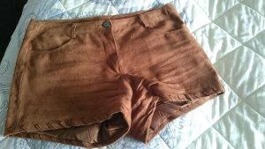 Vero Moda, Shorts, Hose, Leder Gr M
