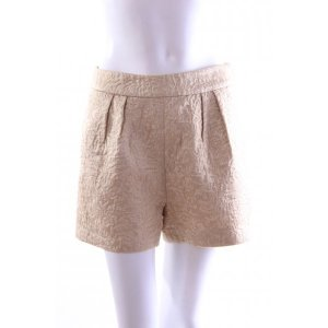 Vero Moda Shorts mit Golddetails