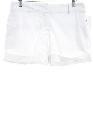 Vero Moda Shorts weiß schlichter Stil