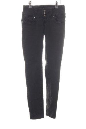 Vero Moda Skinny Jeans black simple style