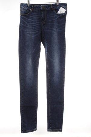 Vero Moda Skinny Jeans dunkelblau Casual-Look