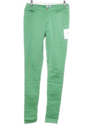 Vero Moda Skinny Jeans neongrün Casual-Look