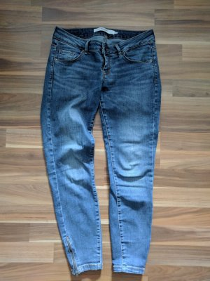 Vero Moda Skinny Jeans Röhrenhose Denim Ankle Cropped W28 L30