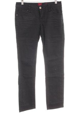 Vero Moda Skinny Jeans schwarz Casual-Look