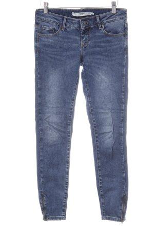 Vero Moda Skinny Jeans stahlblau