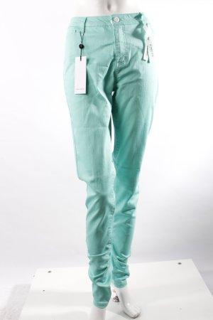 Vero Moda Skinny Jeans türkis
