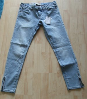 VERO MODA Slim Fit Jeans hellblau Gr. W30 L32