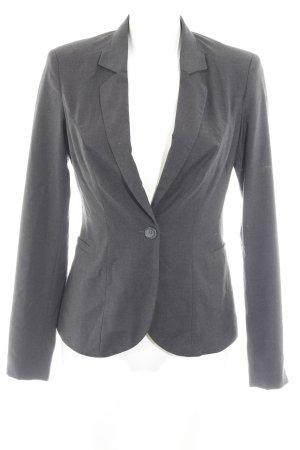 Vero Moda Smoking-Blazer dunkelgrau Business-Look