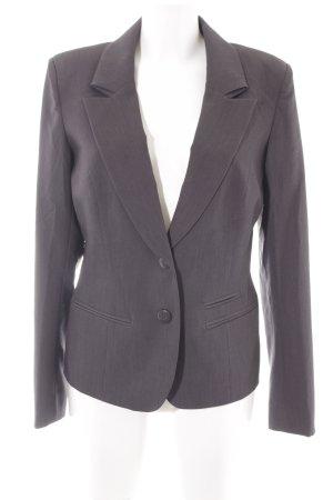 Vero Moda Smoking-Blazer grau Business-Look