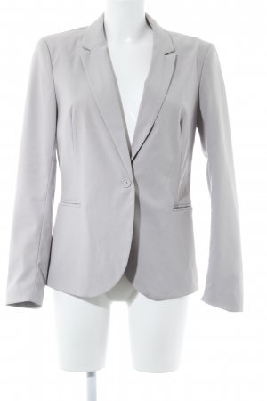 Vero Moda Smoking-Blazer hellgrau Business-Look
