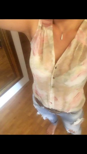 Vero Moda Sommer Bluse Gr S neuwertig