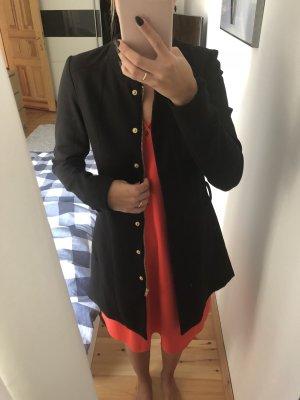 Vero Moda Between-Seasons-Coat black