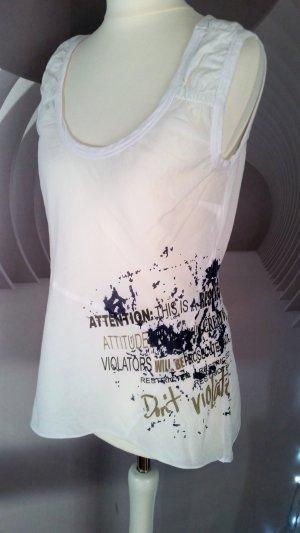 Vero Moda Basic Top white cotton