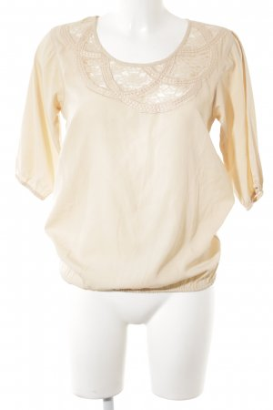 Vero Moda Kanten blouse room wetlook