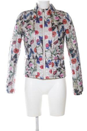 Vero Moda Steppjacke Blumenmuster Casual-Look