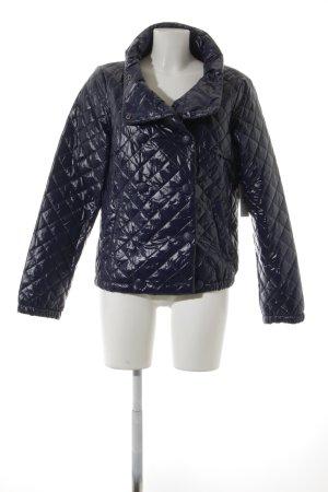 Vero Moda Gewatteerd jack blauw Nylon