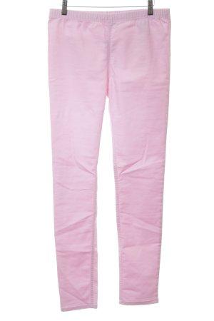 Vero Moda Stoffhose pink Casual-Look
