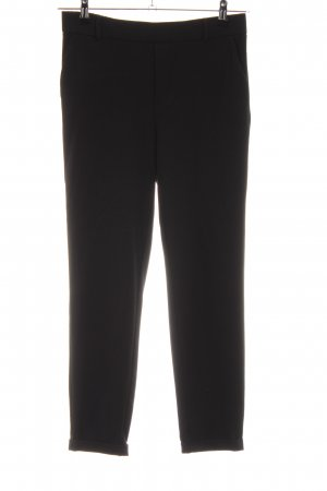 Vero Moda Stoffhose schwarz Business-Look