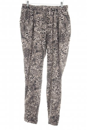 Vero Moda Stoffhose Allover-Druck Casual-Look