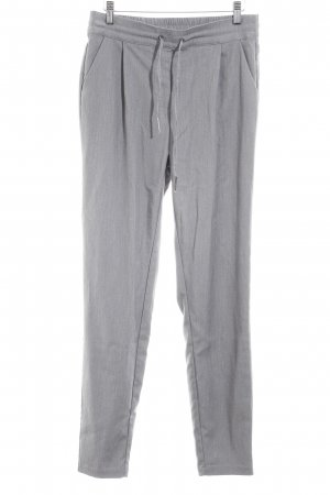 Vero Moda Stoffhose grau Business-Look