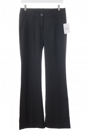 Vero moda stoffhose schwarz