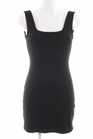 Vero Moda Stretch jurk zwart casual uitstraling