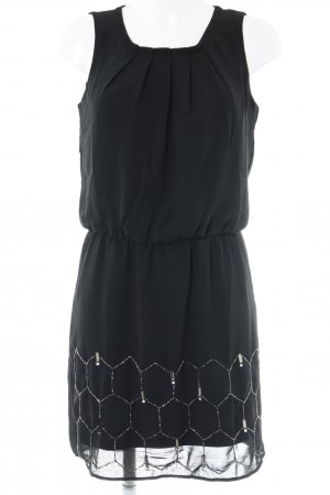 Vero Moda Stretchkleid schwarz Elegant