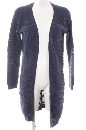 Vero Moda Strick Cardigan blau Casual-Look