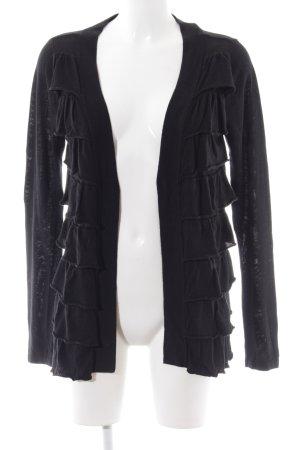 Vero Moda Gebreide cardigan zwart casual uitstraling