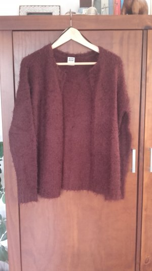 Vero Moda Strickjacke bordeaux Gr.S