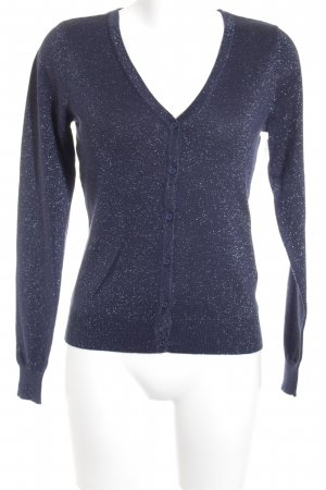 Vero Moda Strickjacke dunkelblau Street-Fashion-Look