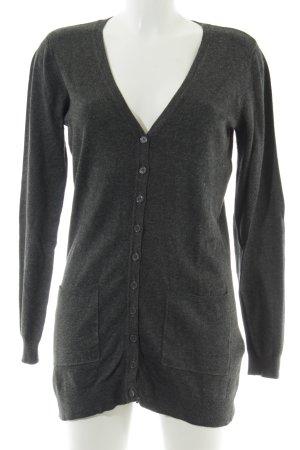 Vero Moda Strickjacke schwarz Casual-Look