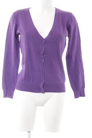 Vero Moda Cardigan lilac casual look