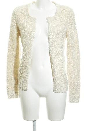 Vero Moda Gilet tricoté crème style décontracté