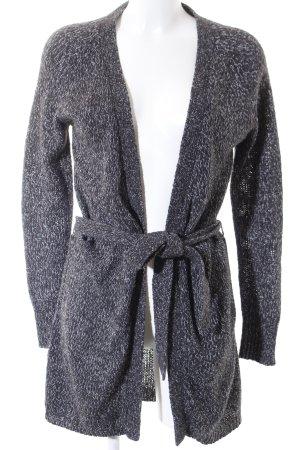 Vero Moda Cache-cœur en tricot gris foncé style classique