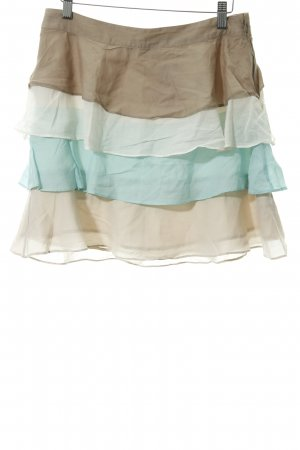 Vero Moda Broomstick Skirt multicolored simple style