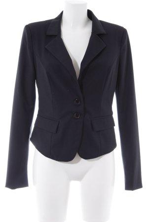 Vero Moda Sweatblazer dunkelblau Business-Look