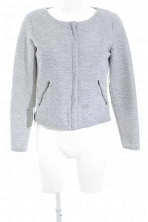 Vero Moda Sweat Blazer light grey casual look