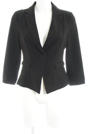 Vero Moda Blazer de tela de sudadera negro estilo «business»