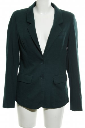 Vero Moda Sweat Blazer forest green casual look