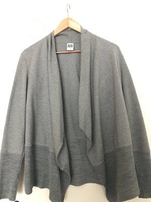 Vero Moda Sweatjacke in Grau