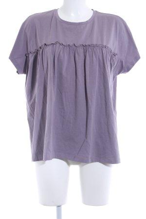 Vero Moda T-Shirt blasslila Casual-Look
