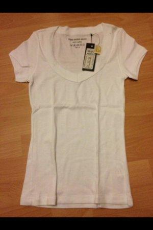 Vero Moda T-Shirt XS weiß 34 kurzärmlig neu mit Etikett
