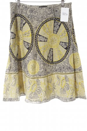 Vero Moda Circle Skirt abstract pattern casual look
