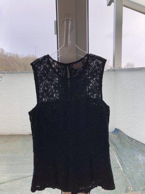 Vero Moda Lace Top black