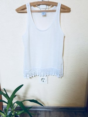 Vero Moda Knitted Top white